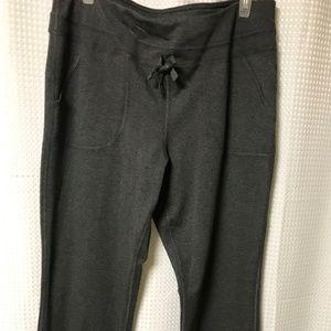St. John's Bay Women's Active Wide Leg Pants